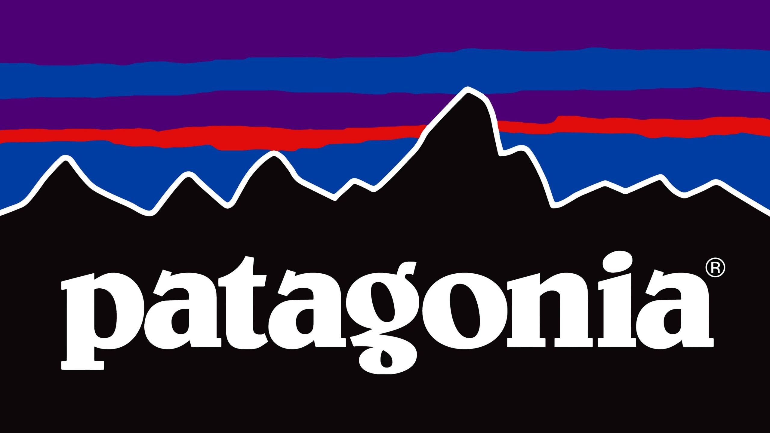 Logo Patagonia, précurseur dans l'éco-responsabilité