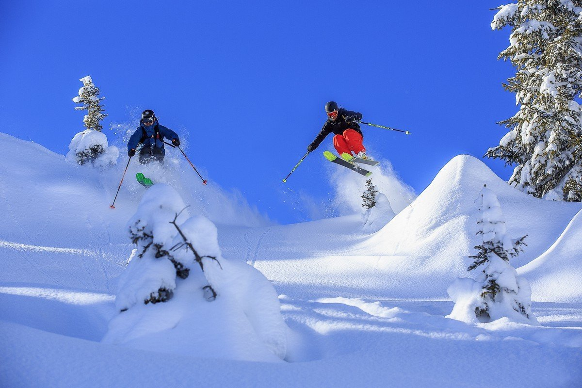 Présentation d'une tenue de ski éco-repsonsable