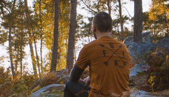 t-shirt arrow Bleausard