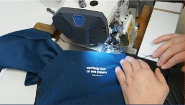 fabrication maillot Caprin